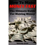 How To Make Money Fast - eBook