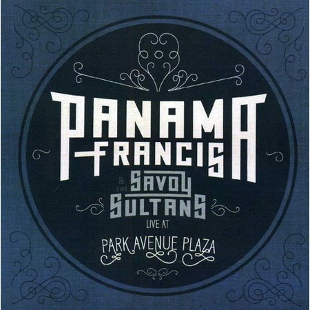 Park City Live Halloween (Panama Francis and The Savoy Sultans: Live At Park Avenue)