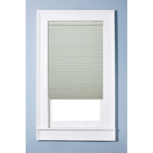 Payless Decor Top Blinds Blackout White Cellular Shade