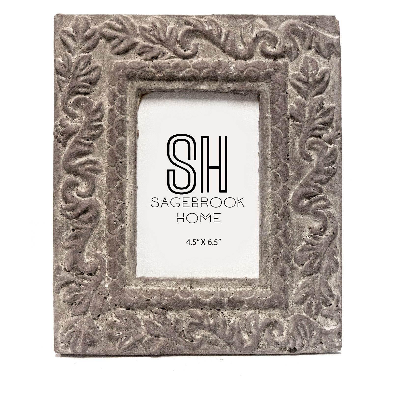 Sagebrook Home Photo Frame - Brown