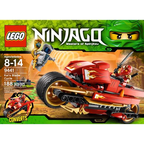 LEGO Ninjago Kai's Blade Cycle