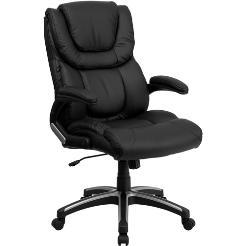 Leather High Back Executive Chair
