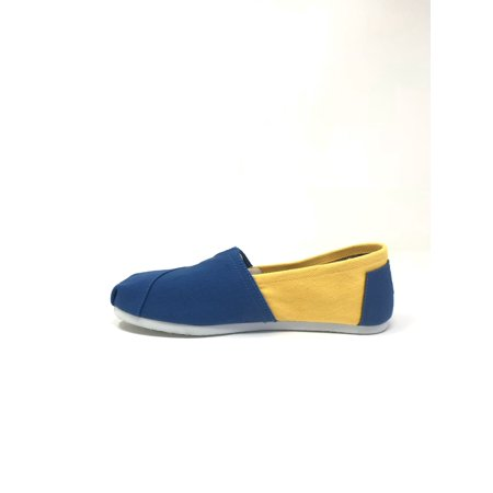 WOMENS TOMS CLASSICS UCLA SIZE 7](Size Chart For Toms)