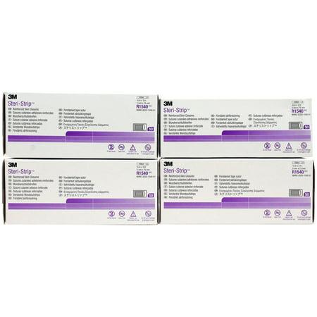 3M R1540 Steri-Strip Skin Closure Strips - 1/8
