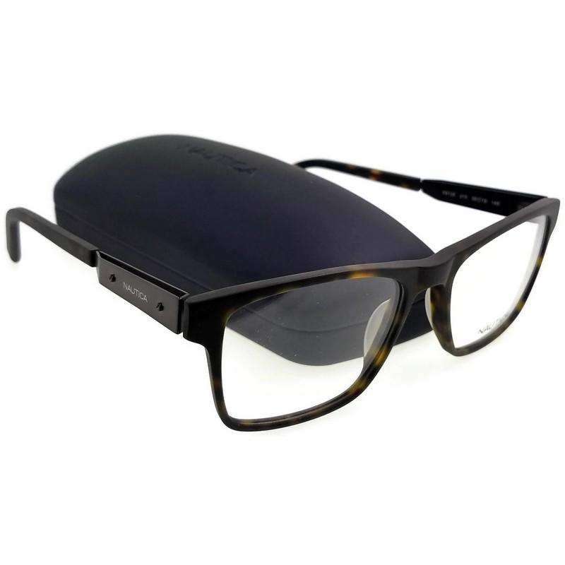 Eyeglasses NAUTICA N8123 311 MATTE BROWN