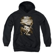 The War Of The Worlds Death Rays Big Boys Pullover Hoodie