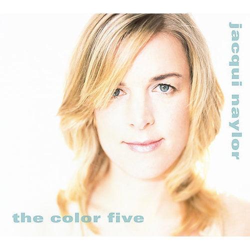 Jacqui Naylor - Color Five [CD]