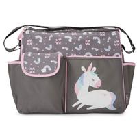 Baby Boom Glitter Unicorn Duffle Bag
