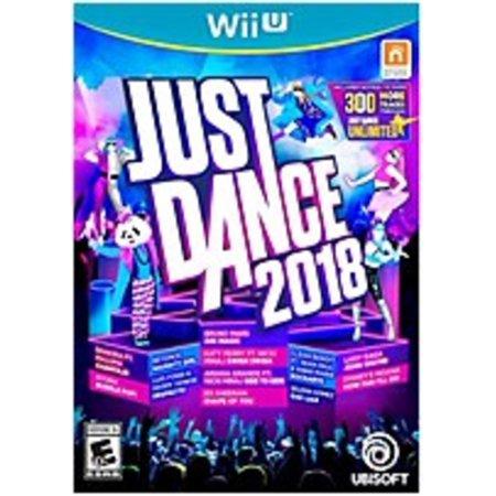 Refurbished Ubisoft UBP10802112 Just Dance 2018 - Nintendo Wii U