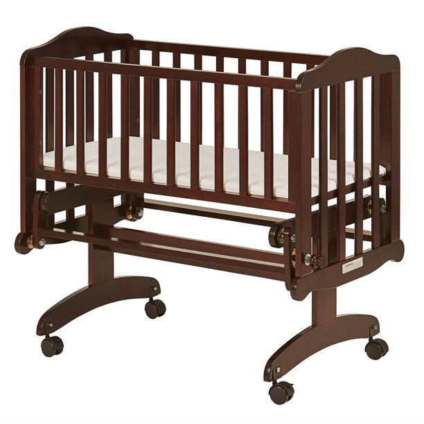 Dream On Me Lullaby Cradle Glider, Dream On Me Cradle Bedding