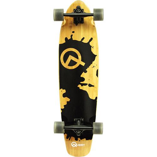 """Quest Rorshock 34"""" Longboard Skateboard"""