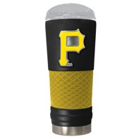 Pittsburgh Pirates 24oz. Powder Coated Draft Travel Mug - Black
