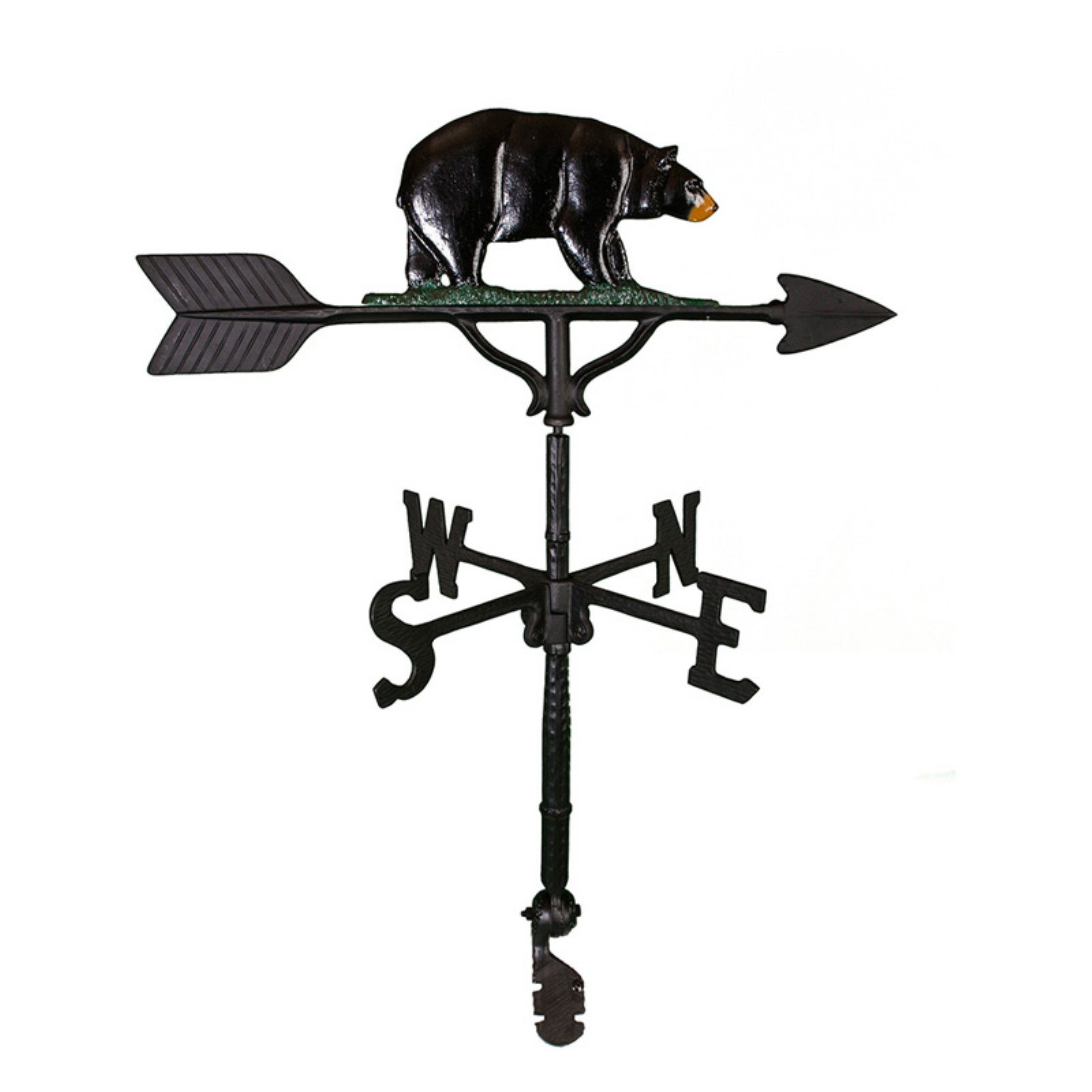 Color Bear Weathervane 32 in. by Montague Metal Products