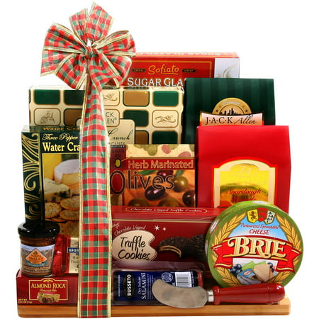 Alder Creek Decadent Gift Set, 12 pc (Frozen Gift Basket)