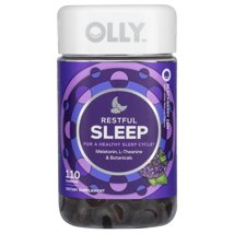 Sleep Aids: OLLY Restful Sleep
