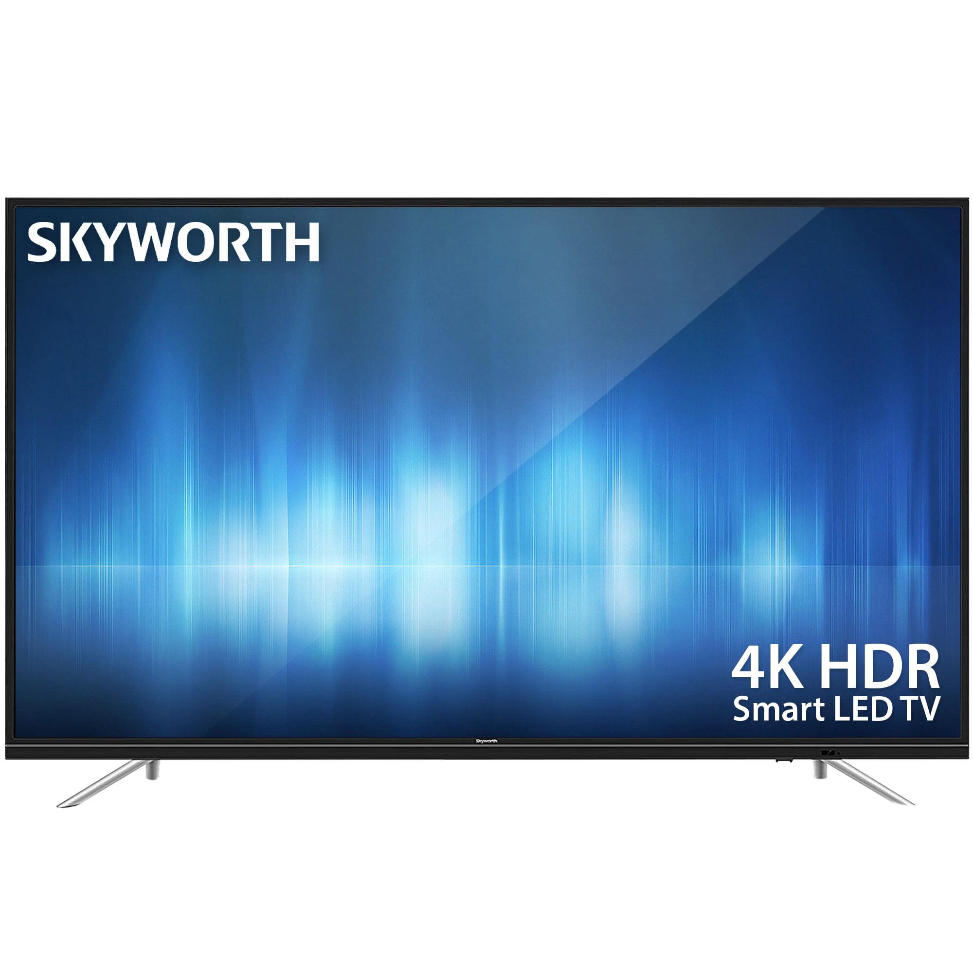 "Skyworth 65"" Class 4K Ultra HD (2160P) U2 Series Smart Android LED TV (65U2A)"