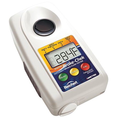 REICHERT 13940017 Digital Refractometer, Accuracy 5 Deg. C