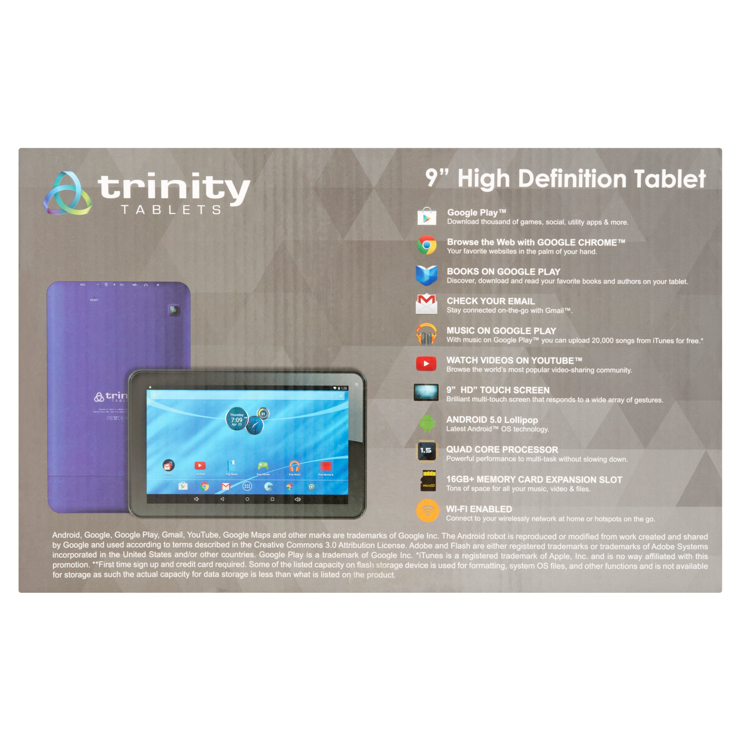 Trinity with WiFi 9