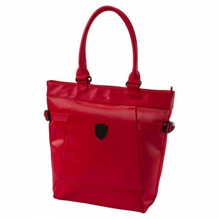 Puma Ferrari LS Red Shopper Bag (Ferrari Bar)