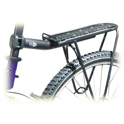 Seatpost Pannier Rack (Delta Mega Rack Post Porter Seat Post Rack With Pannier)