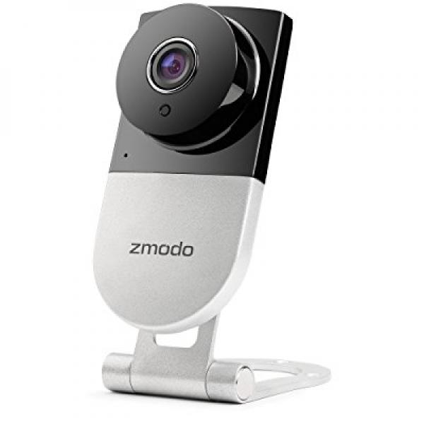 Zmodo 720p HD Wireless Home Security Camera with Two-way ...