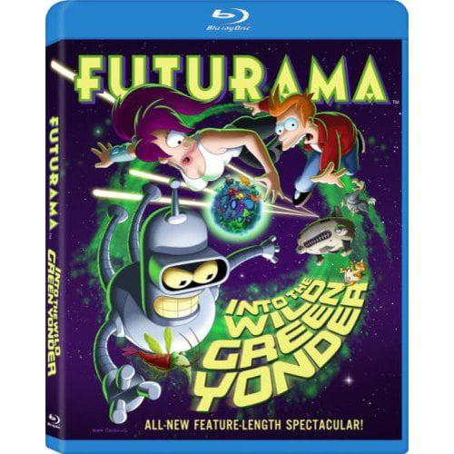 Futurama: Into The Wild Green Yonder (Blu-ray) (Widescreen)