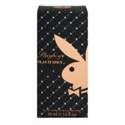 Playboy Play It Spicy Eau De Toilette Spray, 1.0 FL OZ