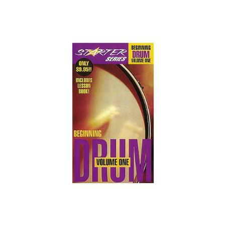 Hal Leonard Starter Series Beginning Drum Package Volume 1 - Drums Accessory Package