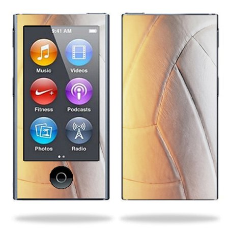 Mightyskins Protective Skin Decal Cover for Apple iPod Nano 7G (7th generation) MP3 Player wrap sticker skins - Welcome To Halloween Party Mp3