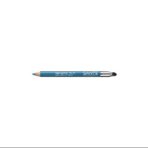 Eyeliner Pencil Metallic Blue 03 Sante 1 Pencil