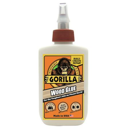 Gorilla Wood Glue 1 Each 4 Fl Oz Walmart Com