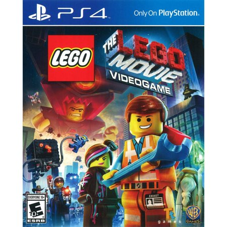The LEGO Movie Videogame, Warner Bros, Playstation (Psp White Video Game)