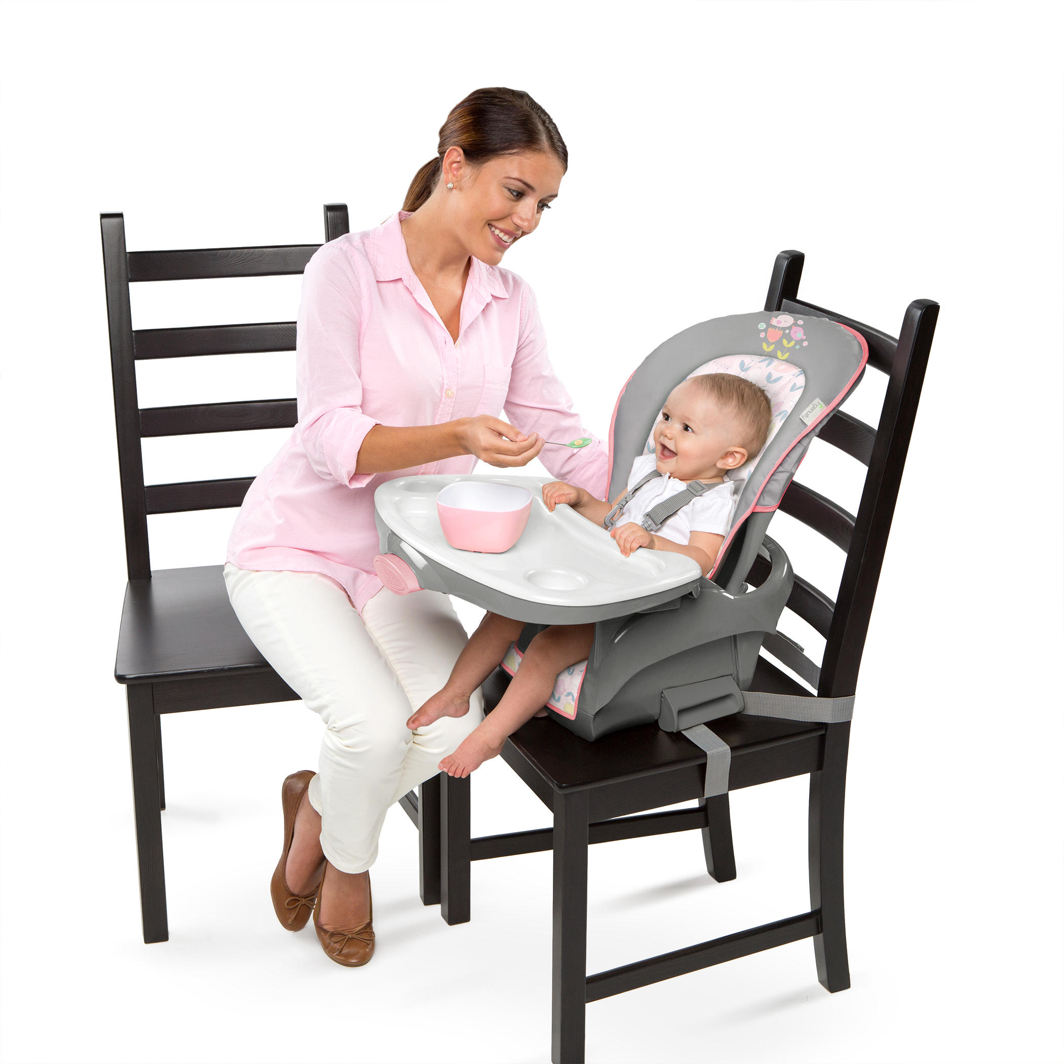 Ingenuity Trio 3 In 1 High Chair Ansley Ebay