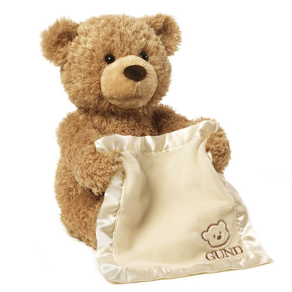 "GUND 12"" Plush Peek A Boo Bear"