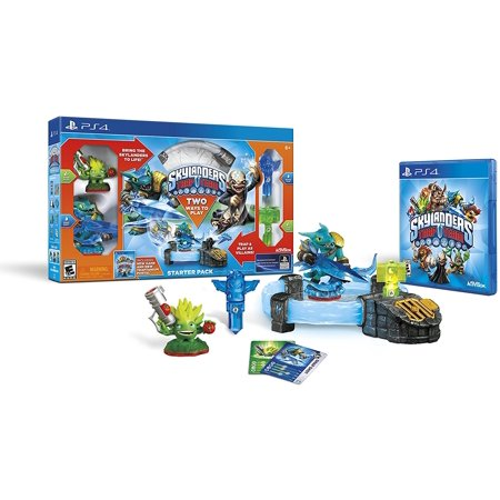 Skylanders Trap Team Starter Pack Complete - PlayStation 4