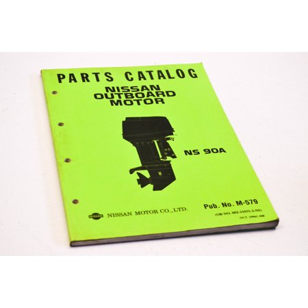 Nissan 002-21031-2, 002-21031-2-NS NS 90A Parts Catalog QTY 1 Nissan Oem Parts Catalog