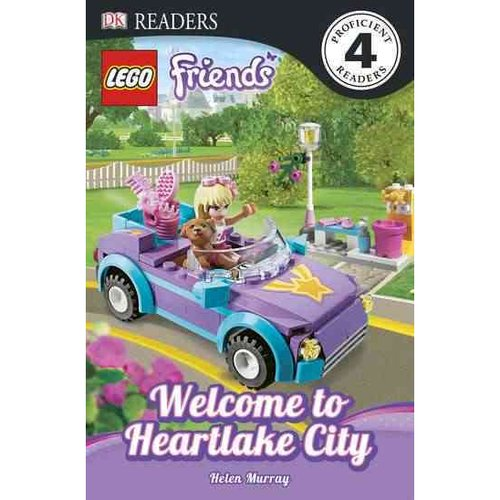 Lego Friends Welcome to Heartlake City
