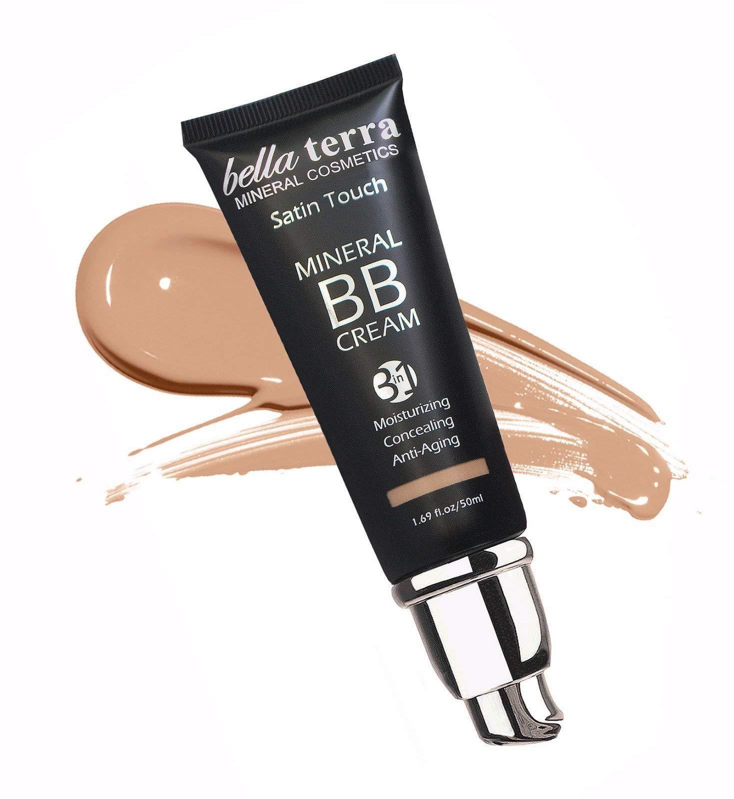 Bb Cream Matte Finish 3 In 1 Mineral