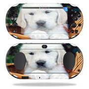 MightySkins Protective Vinyl Skin Decal for Sony PS Vita (Wi-Fi 2nd Gen) wrap cover sticker skins Puppy