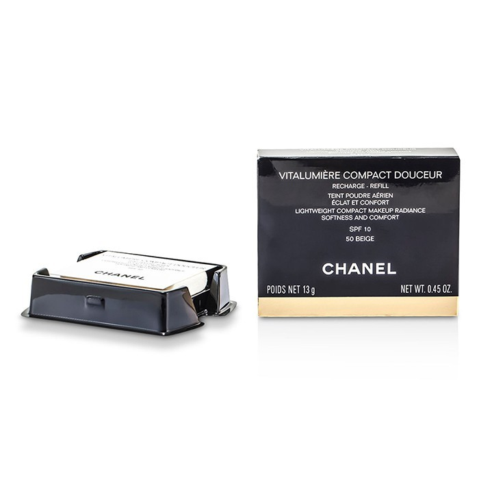 Chanel Vitalumiere Compact Douceur Lightweight Compact Ma...