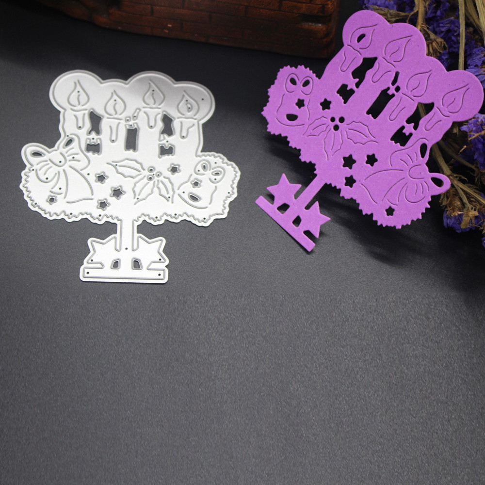 Big Sales Sliver Merry Christmas Metal Cutting Dies Stencils Scrapbooking Embossing DIY Crafts F