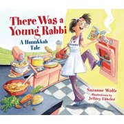 There Was a Young Rabbi: A Hanukkah Tale (Paperback)