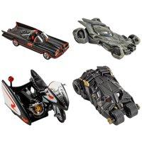 Hot Wheels 1:50 Scale Batman Vehicle (Styles May Vary)