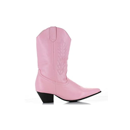 Dream Season Boots (Rodeo Pink Boots Girls' Child Halloween Costume Accessory)