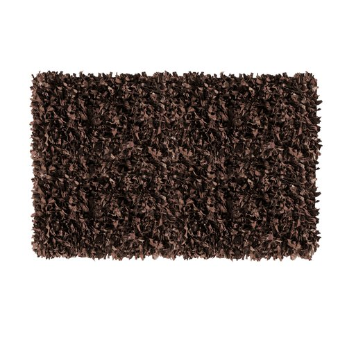 Ess Ess Exports Handmade Dark Brown Area Rug