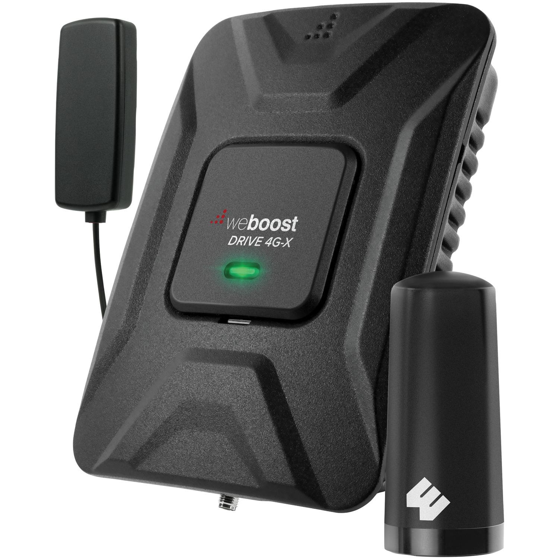 weBoost 470221 Drive 4G-X Fleet Cellular Signal Booster