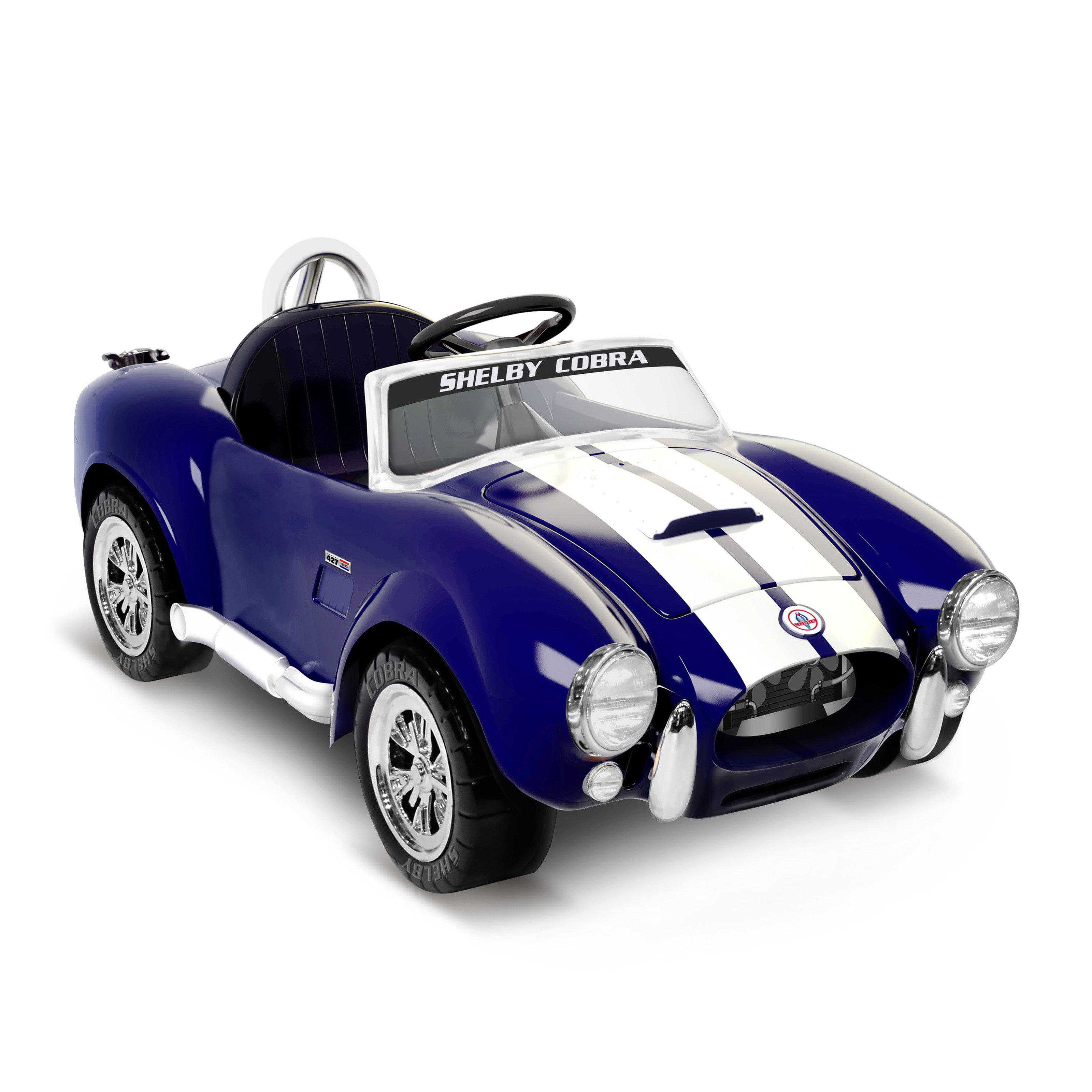 Kid Motorz Shelby Cobra 6-Volt Battery-Powered Ride-On