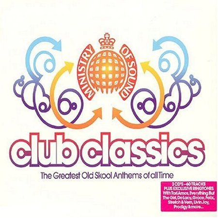 Ministry Of Sound: Club Classics / - Ministry Of Sound Halloween Party
