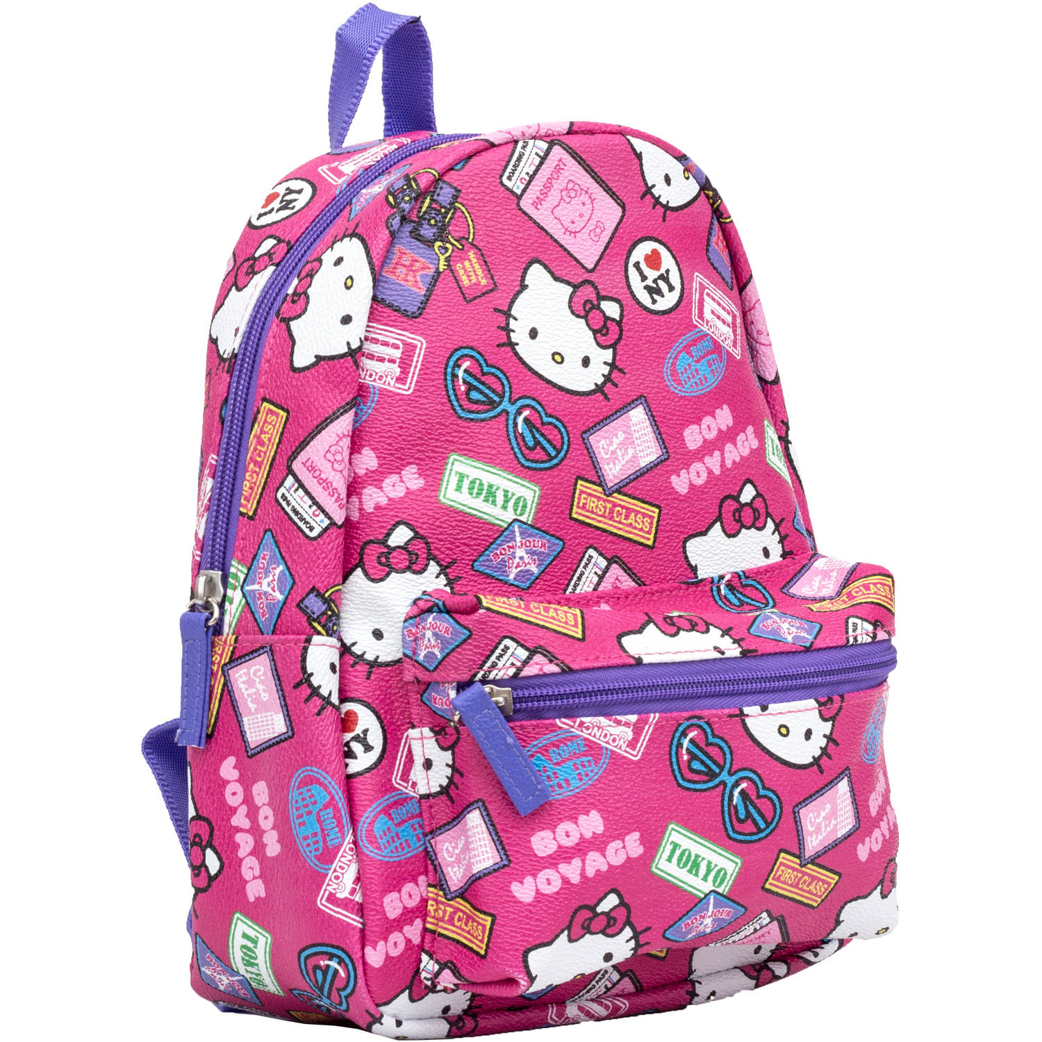 Hello Kitty Bon Voyage Dome Mini Backpack