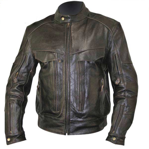 Xelement B7496 Bandit Mens Retro Brown Advanced Level-3 D...